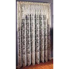 Boscovs Window Curtains by Floral Vine Lace Curtain Collection Boscov U0027s