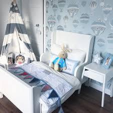 ikea busunge bed and selje side table kinder zimmer