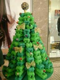 Christmas Tree Books Diy by Booktree11 Book Christmas Tree Book Tree And Christmas Tree