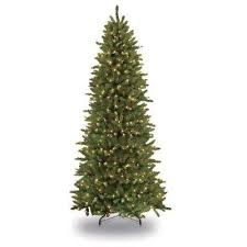 9 Ft Slim Christmas Tree