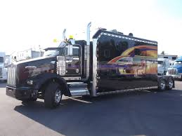 2014 Kenworth T800 With 230 Inch ARI Custom Sleeper :: ARI Legacy ...