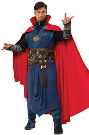 Grand Heritage Doctor Strange Cape Adult Costume