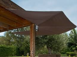 Wall Mounted Technical Fabric Garden Umbrella OM