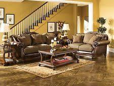 Ashley Larkinhurst Sofa And Loveseat by Ashley Furniture Faux Leather Sofas Loveseats U0026 Chaises Ebay