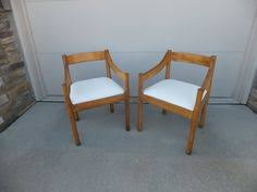 Wh Gunlocke Chair Co Wayland by Gunlocke Walnut Chairs 125 Each Mid Century Modern Good By Drewon