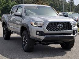 New 2018 Toyota Tacoma TRD Off Road Double Cab In Clermont #8750064 ... New 2018 Toyota Tacoma Trd Sport Double Cab In Elmhurst Offroad Review Gear Patrol Off Road What You Need To Know Dublin 8089 Preowned Sport 35l V6 4x4 Truck An Apocalypseproof Pickup 5 Bed Ford F150 Svt Raptor Vs Tundra Pro Carstory Blog The 2017 Is Bro We All Need Unveils Signaling Fresh For 2015 Reader