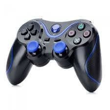 Kitbon Dualshock Rechargeable Wireless Bluetooth Game Controller