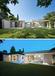 100 Glass Walled Houses 15 Examples Of Single Story Modern From Around The World