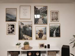 wohnzimmer im gemütlichen scandinavischen stil scandi