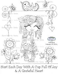 Coloring Book Pages PRINTABLE
