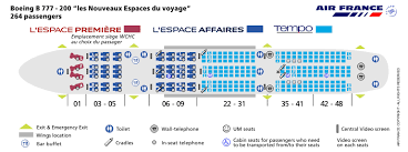 boeing 777 200 sieges air airlines aircraft seatmaps airline seating maps and