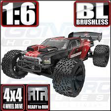100 Ebay Rc Truck Redcat Racing Shredder XTE V2 16 Brushless Electric RC Monster 4WD RTR
