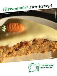 weltbester karottenkuchen carrot cake