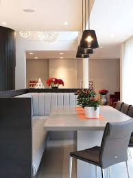 Appealing Dining Room Booth Contemporary Seating