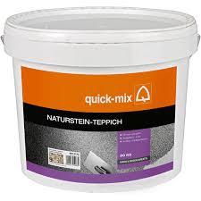 naturstein teppich marmorkiesel nebelgrau 20 kg