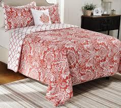 Vera Bradley Bedding Comforters by 4 Piece Pineapple Medallion Bedding Set By Valerie Page 1 U2014 Qvc Com