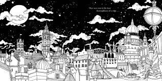 Escape To Christmas Past A Colouring Book Adventure Amazoncouk