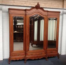 Large Walnut French Triple Armoire. | 246895 | Sellingantiques.co.uk Antique French Louis Xv Style Walnut Triple Armoire Bedroom Nice Details About Triple Armoire 1910 Wardrobe Wardrobes With Mirror Imposing Black Rustic Wardrobe Blackcrowus Sold Beveled Doors Chantilly White The Cotswolds Edinburgh Natural Solid Oak Large Fniture Land Antique French Triple Armoire Wardrobe Linen Cupboard1100 My Devon Painted Pine Cupboard Ebay Drawer Amazing Drawers Tilson