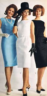 Sears Vintage Wear For Ladies Fashion Style Color Photo Print Ad Models Womenus Us Day Dress