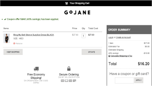 Go Jane Code / Lg G2 Cheap Unlocked See Thru You Laceup Clear Pvc Booties Gojane Coupon Code Shoes Giant Vapes Codes I9 Sports Zoom Coupons Gojane 2018 Gojane 45 Off Sitewide Extra 20 Off 1000 Buyers Picks Wwwverycouk Discount Expressvpn Student 85 Aliexpress Coupons Promo Codes 2019 15 Cashback Turkey Chase Bethesda Promo Cell Phone Doctor Cirque Italia Free Child Jan Uber Purple Holly Free Macys Its About Time Watch Band Heels