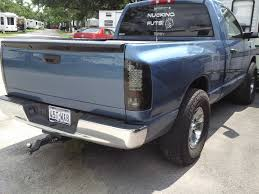 Custom Black Out Tail Lights Dodge Ram Forum Dodge | All New Car ...