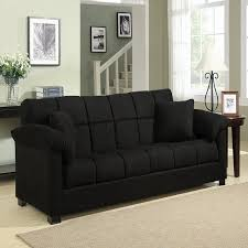 Handy Living Convert A Couch Sleeper Sofa by Amazon Com Handy Living Cac4 S1 Aaa19 Madrid Microfiber Convert A