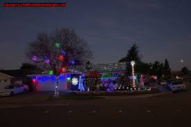 Christmas Tree Lane Ceres Ca Address by Best Christmas Lights And Holiday Displays In Fremont Alameda County