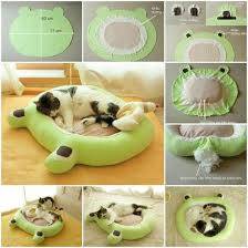 Cat Pillow Bed Step by Step Tutorial