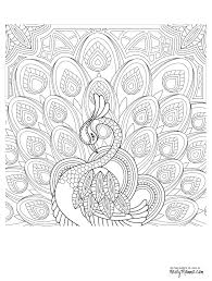 Lovely Tribal Print Animal Coloring Pages Fymme