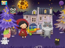 Halloween Books For Preschoolers Online by Tricky Stories Halloween Fairy Tale U2014 An Interactive Sticker Book