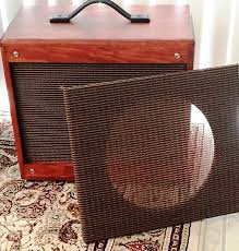 Empty 1x10 Guitar Cabinet by Unloaded Custom 1x12 U0026 1x10 Pine Dovetailed Extension Reverb