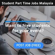 Resume Jobsmalaysia Student Part Time Jobs Malaysia United