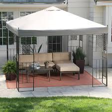 pergola Gazebo Canopy Replacement Covers 10x10 Fabulous