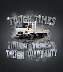 HYUNDAI - TOUGH TRUCKS On Behance