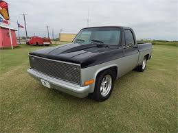 1986 Chevrolet C10 For Sale   ClassicCars.com   CC-1078368 2007 Chevrolet Silverado 2500hd Crew Cab Pickup Truck Item Lipscomb Auto Center Bowie Tx Buick Gmc Your Byford In Duncan Lawton Herb Easley Wichita Falls A Ok Graham Patterson An Henrietta And Trash Schedule For Changed Memorial Day Holiday Used Dealer Inventory Haskell New Gm Certified Pre 2018 Sierra 1500 For Salelease Stock 29161 Toyota Tundra Sale 5tfdw5f15jx686171 Truck Driving School In Tx Best Resource