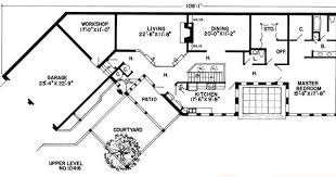 The Retro Home Plans by Contemporary Earth Sheltered S Retro House Plan 10416 ホーム 家