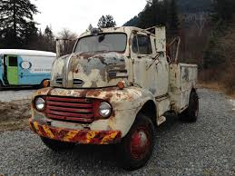 100 Service Trucks For Sale On Ebay BangShiftcom 1948 D F5