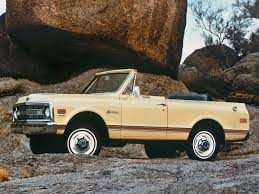100 Convertible Chevy Truck The Chevrolet Blazer K5 Is The Vintage You Need To Buy Right