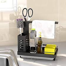 byoauo spülbecken organizer küchen organizer fur aufbewahrung küche 304 edelstahl küchen zubehör 22