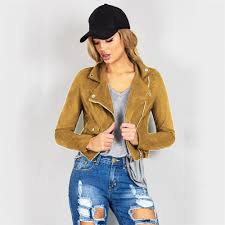 online get cheap brown leather jacket aliexpress com alibaba group