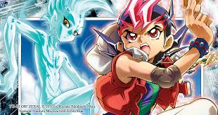 Viz Artwork by Viz Blog Yu Gi Oh Zexal Series Review
