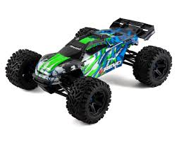 100 Rc Cars And Trucks Videos Traxxas ERevo VXL 20 RTR 4WD Electric Monster Truck Green