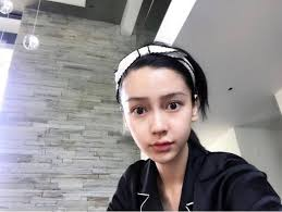 Facebook Angelababy Huang Xiaoming