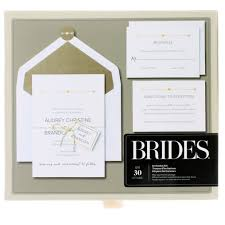 Wedding Invitations Michaels Fresh Inspiration 12 Brides Collection Black And Ivory Laser Corner