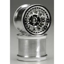 100 Chrome Truck Wheels RPM Revolver 22 Electric Rear RPM82053 RC
