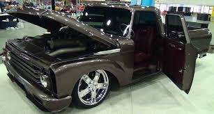 62 Ford Unibody Pickup