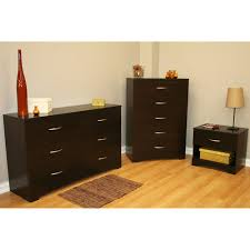 South Shore Step One Collection Dresser by South Shore Soho 3 Piece Dresser And Nightstand Multiple Finishes