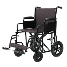 Medline Transport Chair Instructions by Probasics 22