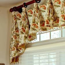 window treatments country style french kitchen curtains best ideas