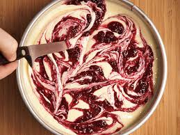 Swirl Topping with Knife